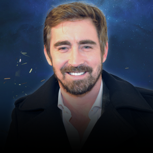Lee Pace headshot for Celebrity Fan Fest, San Antonio's premier comic con