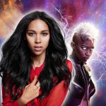 Alexandra Shipp aka Storm appearing at Celebrity Fan Fest June 15th - 16th
