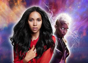 Alexandra Shipp appearing at Celebrity Fan Fest June 15-16