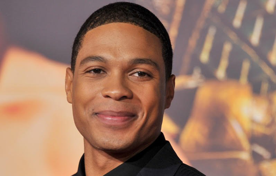 Headshot of Celebrity Fan Fest guest Ray Fisher star of Justice League
