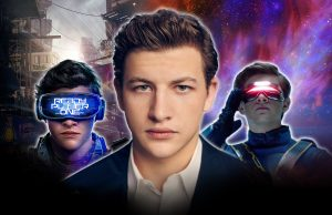 Tye Sheridan aka 'Cyclops' appearing at Celebrity Fan Fest
