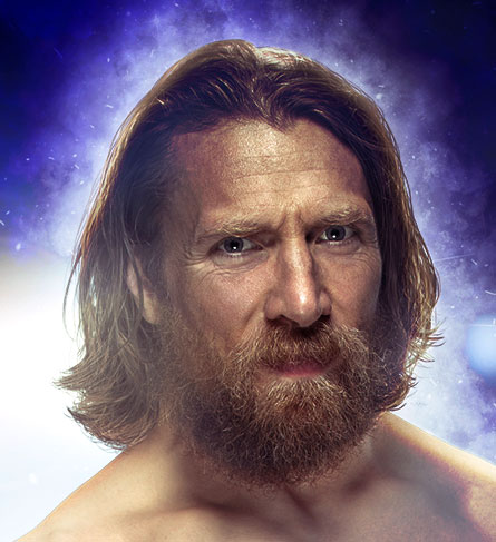 WWE Daniel Bryan at San Antonio comic con, Celebrity Fan Fest