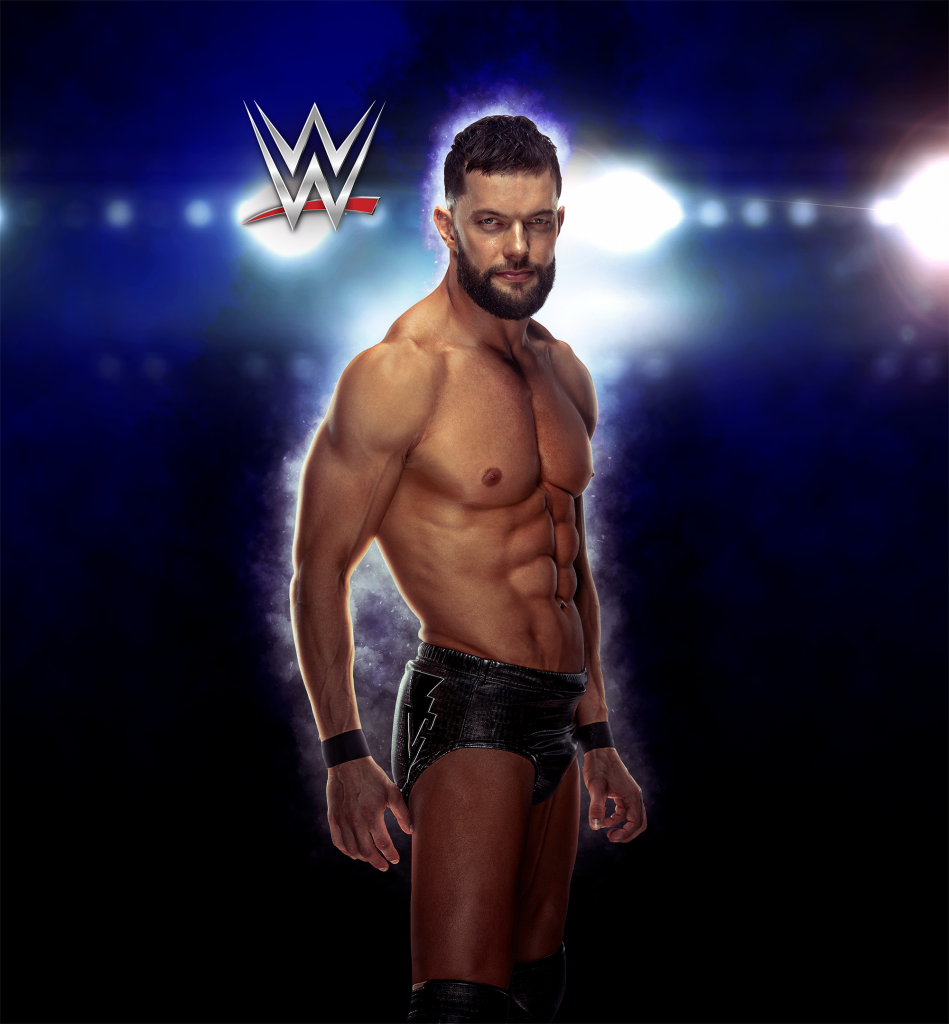 WWE Finn Bálor wrestler