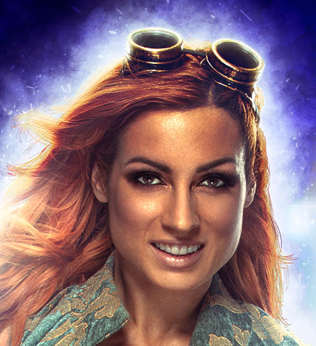 WWE Becky Lynch at San Antonio comic con, Celebrity Fan Fest