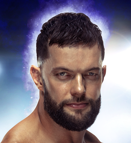 WWE Finn Bálor headshot for San Antonio comic con, Celebrity Fan Fest