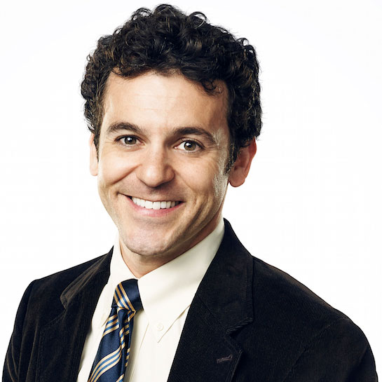 Fred Savage Headshot for Celebrity Fan Fest