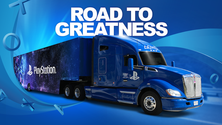 PlayStation Road to Greatness™ trailer