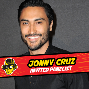 Jonny Cruz invited panelist at Celebrity Fan Fest, San Antonio's premier comic con
