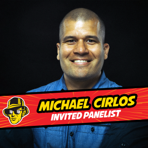 Invited panelist Michael Cirlos at Celebrity Fan Fest, San Antonio's premier comic con