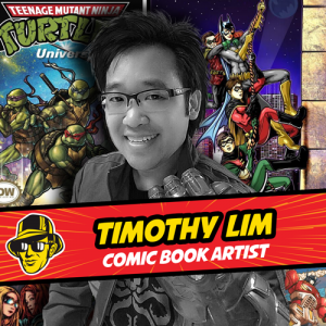 Timothy Lim San Antonio Comic Con Creators Celebrity Fan Fest