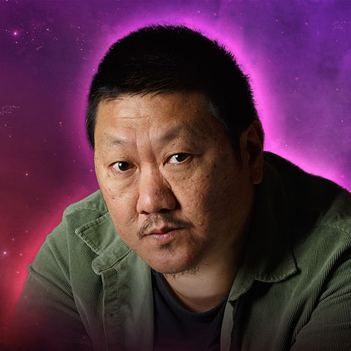 Benedict Wong headshot for Celebrity Fan Fest