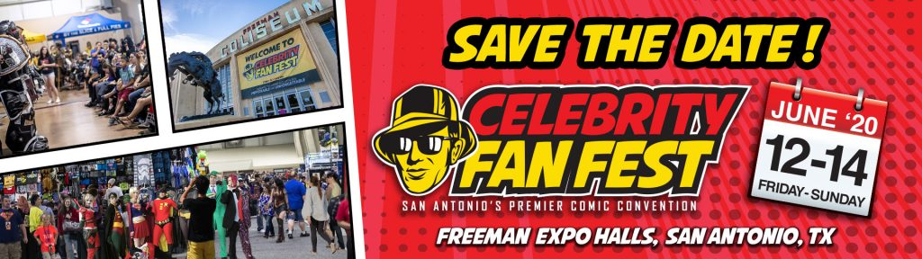 Celebrity Fan Fest Announces 2020 Dates