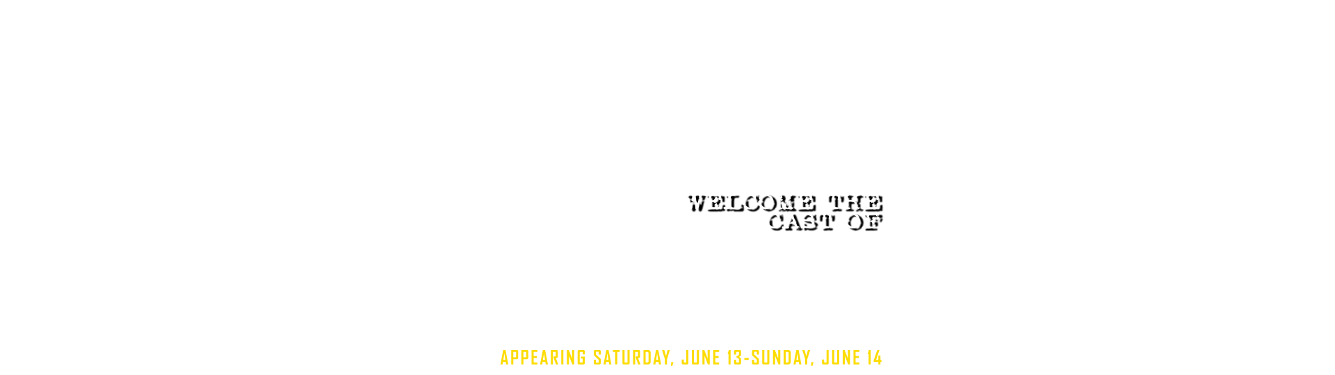 Welcome the cast of The Boys