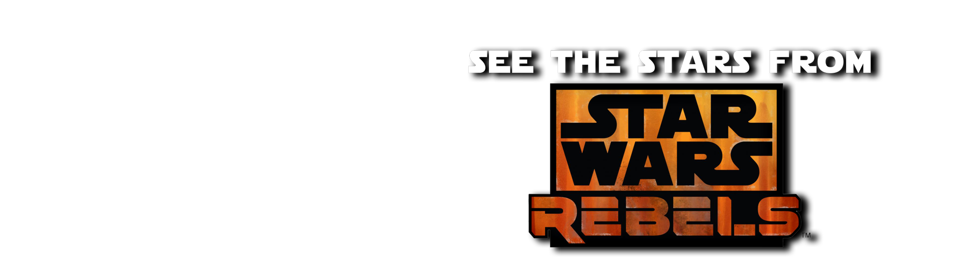 See the Stars from Star Wars Rebels